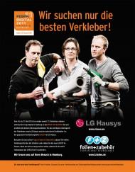 Competition<br />Client: LG Hausys Agency: Achim Musall - Design und Programmierung