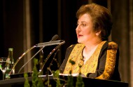 Dr. Shirin Ebadi Peace Nobel Prize winner