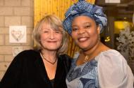 Alice Schwarzer & Leymah Gbowee