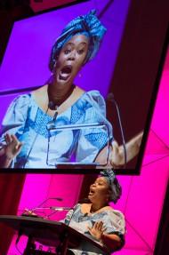 Leymah Gbowee Friedensnobelpreisträgerin