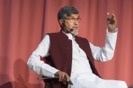Kailash Satyarthi Peace Nobel Prize winner