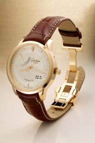 Armbanduhr Glashütte