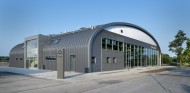 Hugo Junkers Hangar I<br />architect kg5 architekten