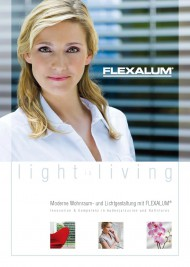 <br />Kunde: FLEXALUM Agentur: R. Plum Agentur für Kommunikation GmbH